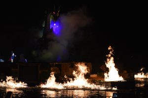 2014-08-22 211922 - Disneyland Fantasmic Malificent Dragon