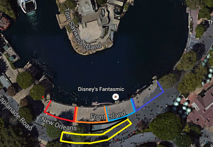 Fantasmic Map