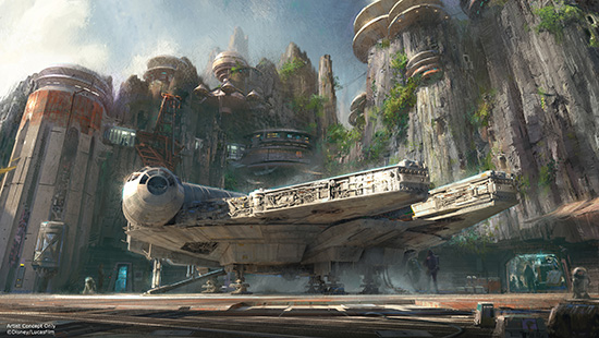Disneyland's Star Wars Land…Good or Bad
